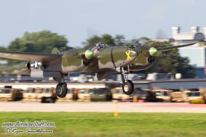 "P-38 Lightning ""Ruff Stuff"""