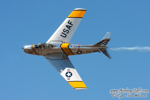 "F-86 Sabre ""Smokey"""