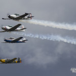 Warbird Formation - Paine Field Aviation Day