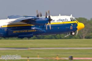Fat Albert Takeoff