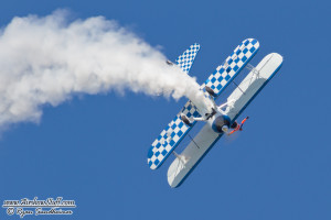 Dave Dacy and Tony Kazian - Wings Over Waukegan Airshow 2014