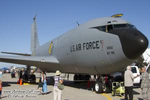 KC-135 Stratotanker - Selfridge ANGB Airshow 2014