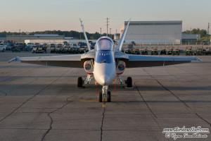 CF-18 Hornet - Waterloo Airshow 2014
