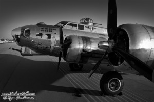 B-17 Flying Fortress - Waterloo Airshow 2014