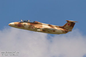 L-29 Delfin - Waterloo Airshow 2014