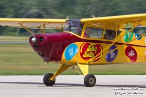 Kent Pietsch - Waterloo Airshow 2014