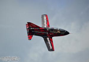 FLS Microjet - Winston-Salem Airshow 2014