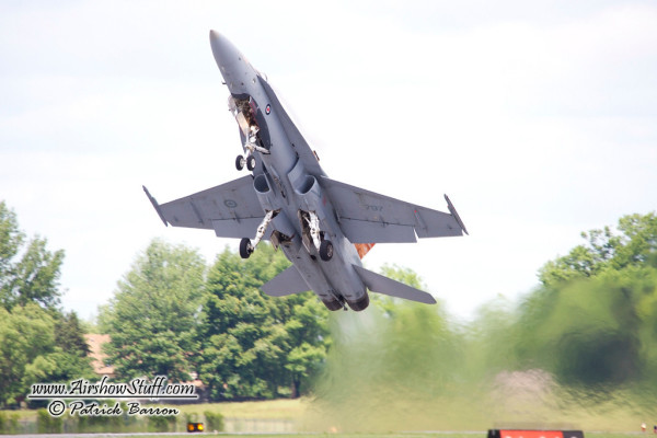 CF-18 Hornet Demonstration Team