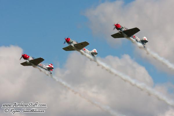 Team Aerostars