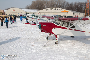EAA Skiplane Fly-In 2015